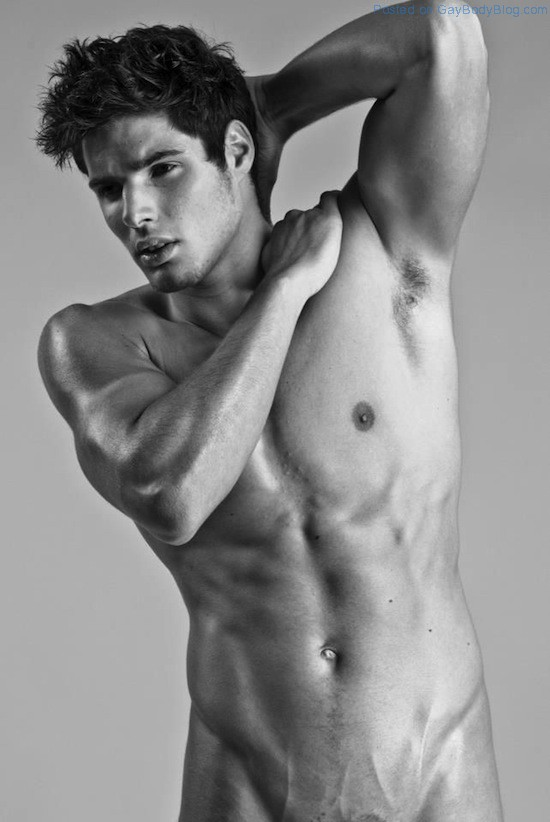 Male Model Robin De Ranter (4)