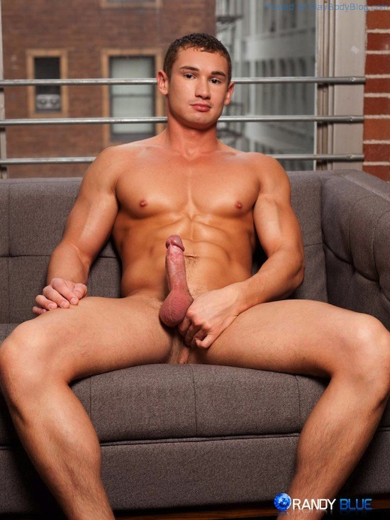 Cute Muscle Boy Joe Clark Jerking Off (5)