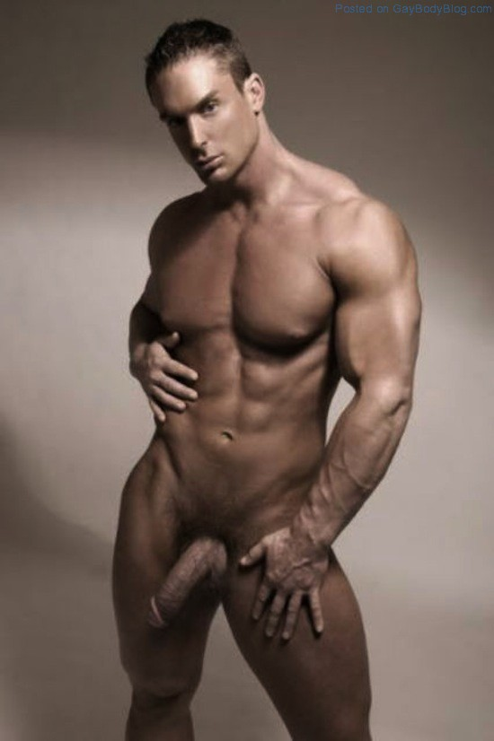 Male Model Trevor Adams Naked (6)