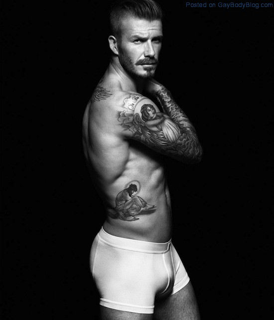 Is David Beckham Overrated 2 Is David Beckhams Bulge Overrated?