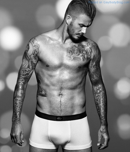 Is David Beckham Overrated 3 Is David Beckhams Bulge Overrated?