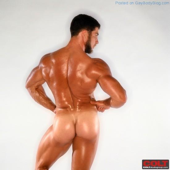 Naked Bodybuilder Rick Wolfmier 5 Naked Bodybuilder Rick Wolfmier