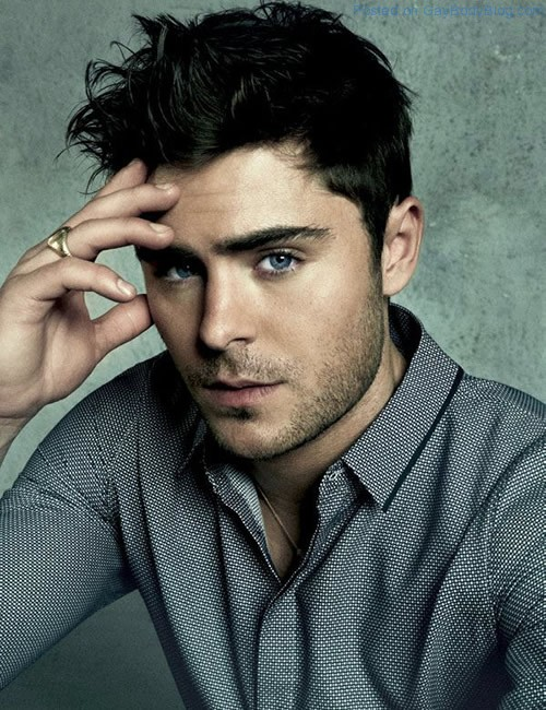 Zac Efron In Flaunt Magazine (7)