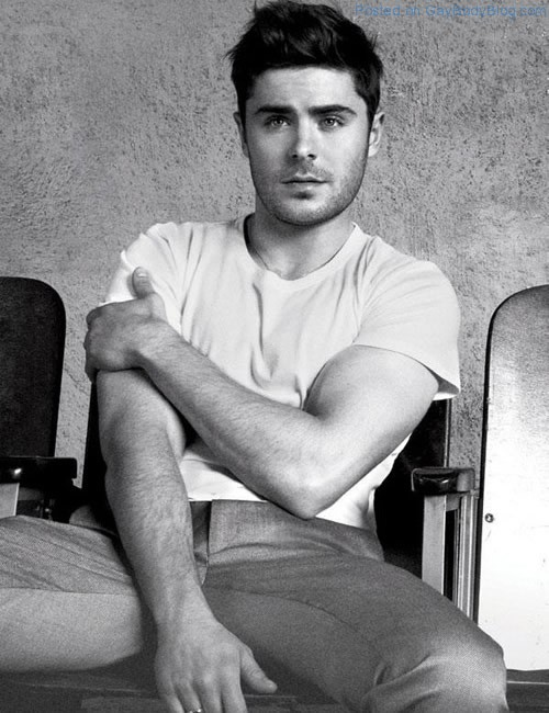Zac Efron In Flaunt Magazine (4)