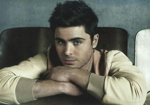 Zac Efron In Flaunt Magazine (3)