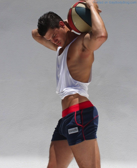 Athletic Hottie For Rufskin (1)