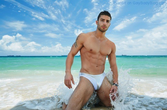 On The Beach With Adam A (6)