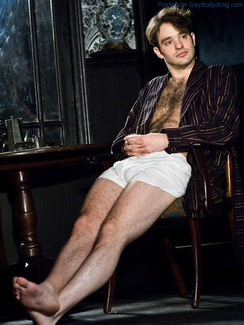 Unexpected Crush Charlie Cox 2 Unexpected Crush   Charlie Cox