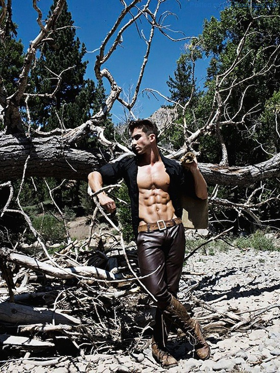 Muscle Hunks In The Wild With Rick Day (3)