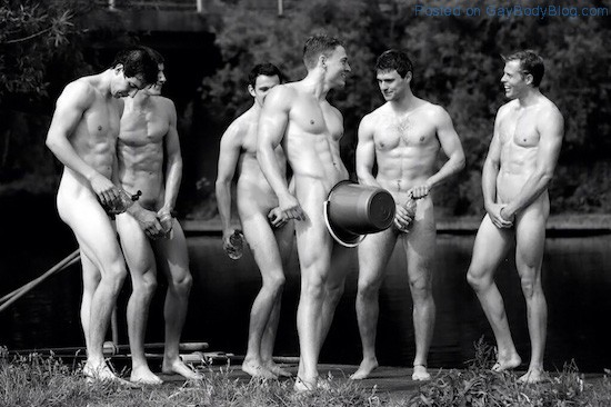 The New Warwick Rowing Team Naked Calendar 6