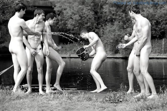 The New Warwick Rowing Team Naked Calendar 7