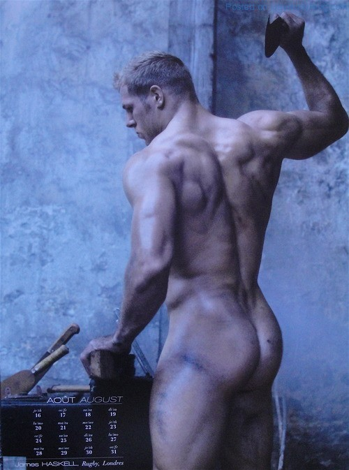 Studly Rugby Hunk James Haskell 7 Studly Rugby Hunk James Haskell