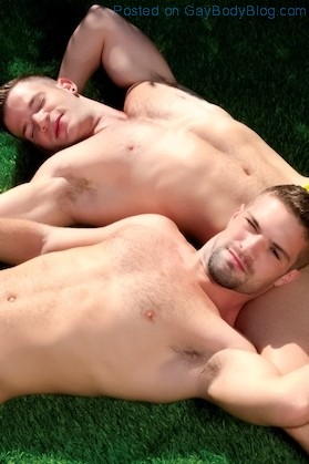 Uncut Jock Angel Rock Slams Adam Wirthmore By The Pool 1 copy