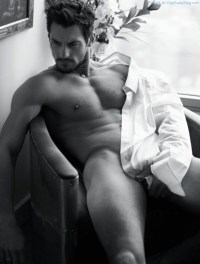 Everyone Loves David Gandy