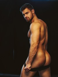 Kirill Dowidoff And That Hairy Butt!