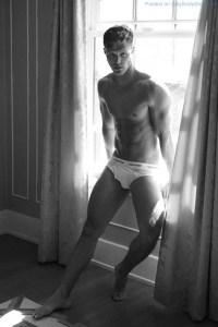 Handsome Brett Kallio By Darren Tieste