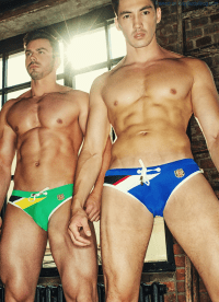 Marcuse Swimwear has some hotties for you