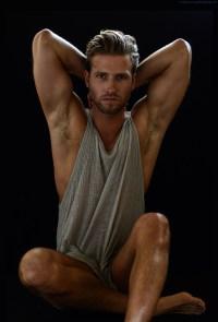 Anthony Garrett In Tighty Whities