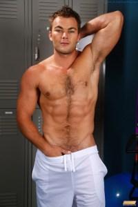Muscle Jock Tristan Scott