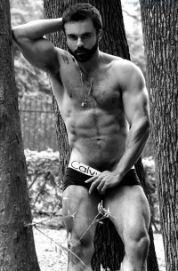 Hairy And Hunky Fernando Amancio Gets My Pulse Racing