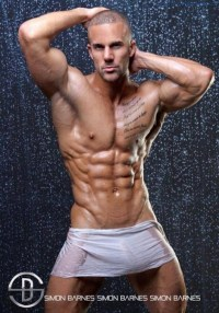 More Of Buff British Stud Ashley Morris