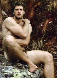Some Incredibly Hot Naked Guys Inspired By A Straight Man Crush