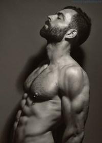 Naked German Male Model Tom