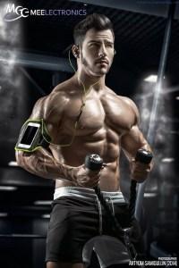 Muscle Man Roman