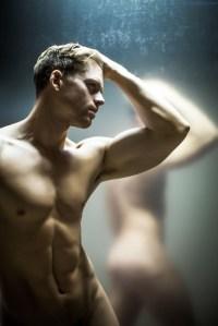 Admiring Gorgeous Steven Dehler Naked!