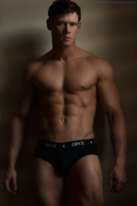 Buff Male Model Brian Lewis