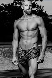 Handsome Adam Perry