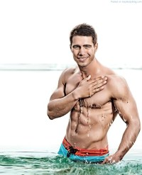 Shirtless Hunks In South Africa For Men's Health