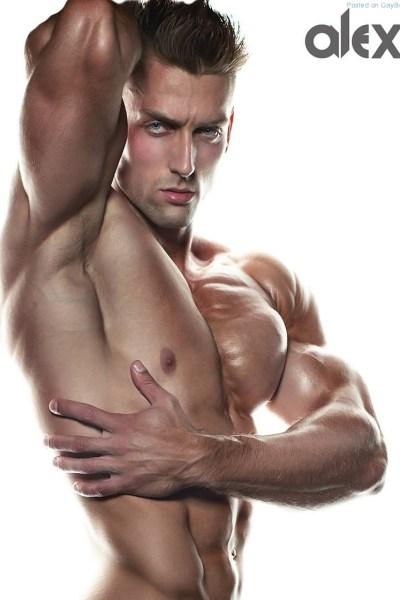 Musclebound Alex Allny By Sasha Kosmos 6