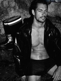 David Gandy Still Has It Going On