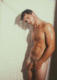 In The Shower With Kailen Makepeace