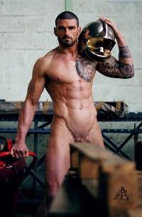 Any Excuse To Ogle Stuart Reardon Naked