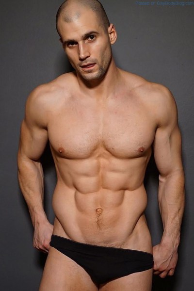 Does Todd Sanfield Have The Perfect Body 1