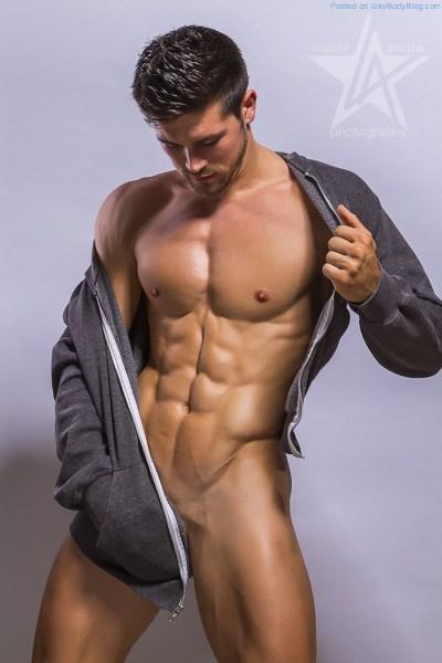 Fitness Model Tony Is Hot From Head To Toe 6