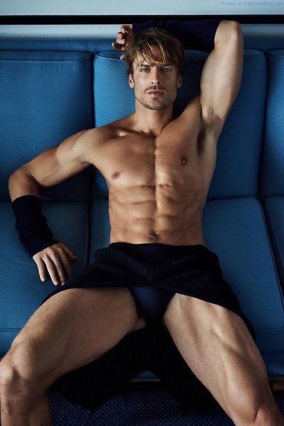 Handsome Hunk Jason Morgan Is Such A Tease 1