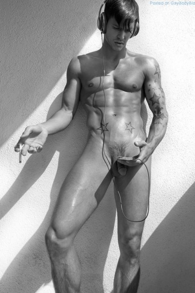 Kenny Braasch Naked For Tony Duran 1
