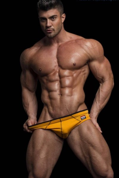 Rogan OConnor And His Immensely Muscled Body 0