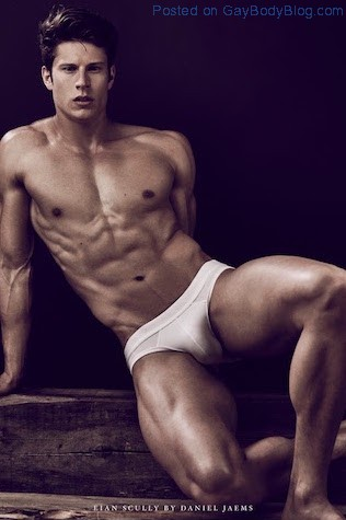A New Shoot With Ridiculously Gorgeous Eian Scully 0