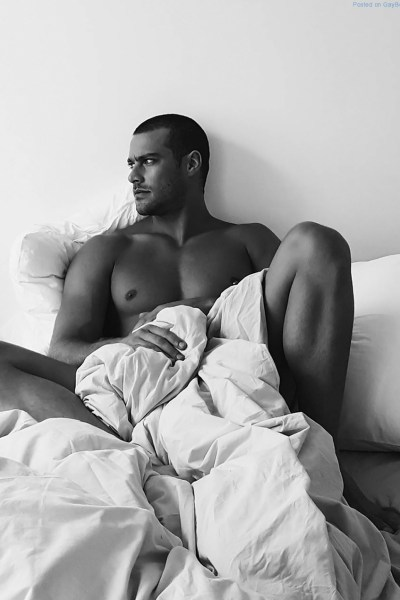 Goncalo Teixeira Is A Handsome Hunk To Fantasize About 1