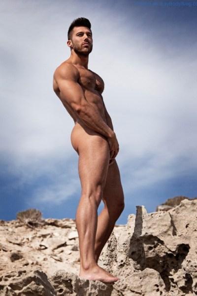 Handsome Uncut Hunk Adrian Bumbescu 1