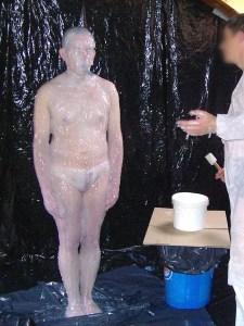 Silicone Mummy