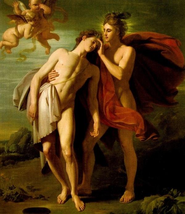 The gay myth of Apollo and Hyacinth