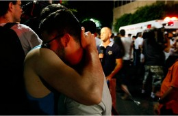 Israel gay attack