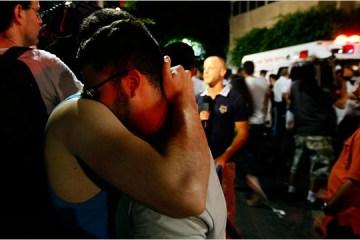 Israel gay attack