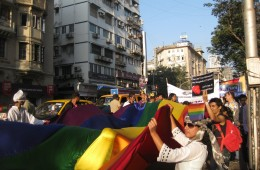 Queer Azadi March, gay pride march of mumbai