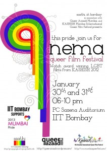 Saathii gay group IIT Bombay